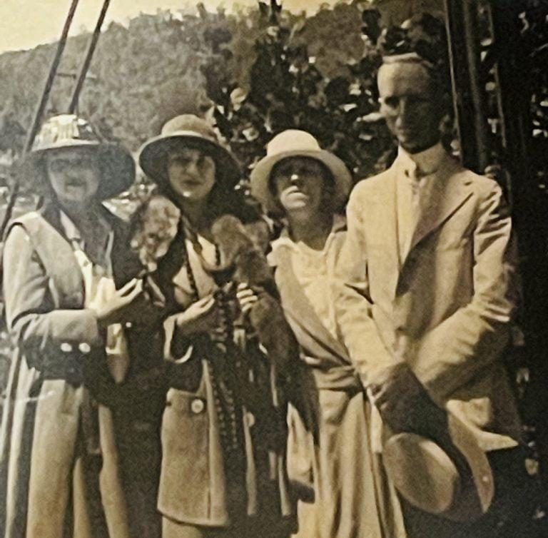Pierce family photo